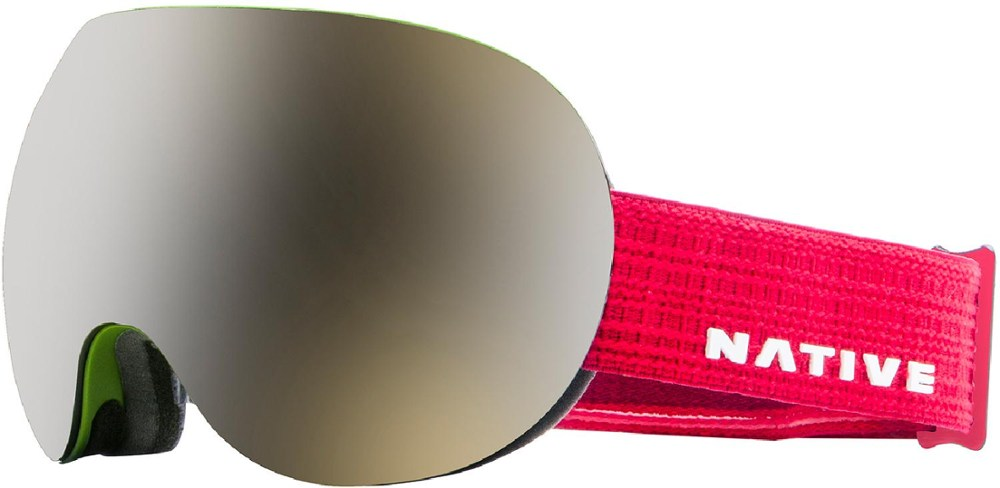 photo: Native Eyewear Backbowl goggle