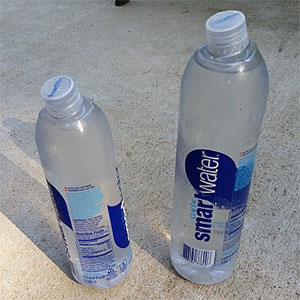 photo:   Smartwater Bottles water bottle