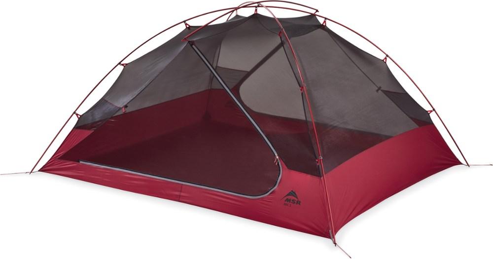 photo: MSR Zoic 3 three-season tent