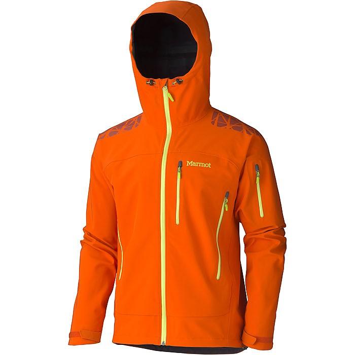 photo: Marmot Zion Jacket soft shell jacket