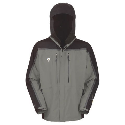 photo: Mountain Hardwear Hardpack Parka snowsport jacket
