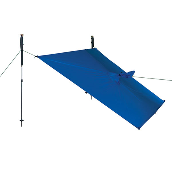 photo: GoLite Ultra-Lite Poncho/Tarp tarp/shelter