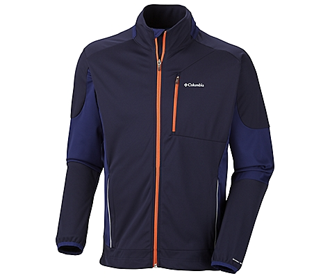 photo: Columbia Windefend Jacket fleece jacket