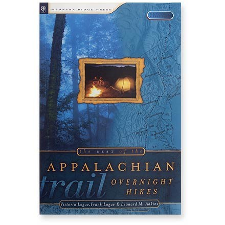 Menasha Ridge Press The Best of the Appalachian Trail: Overnight Hikes