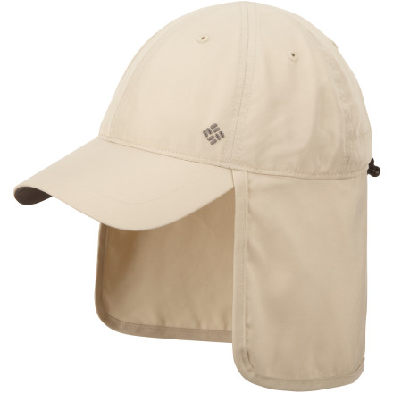 photo: Columbia Schooner Bank JR Cachalot II sun hat