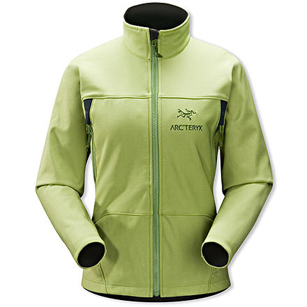 photo: Arc'teryx Women's Gamma SV Jacket soft shell jacket