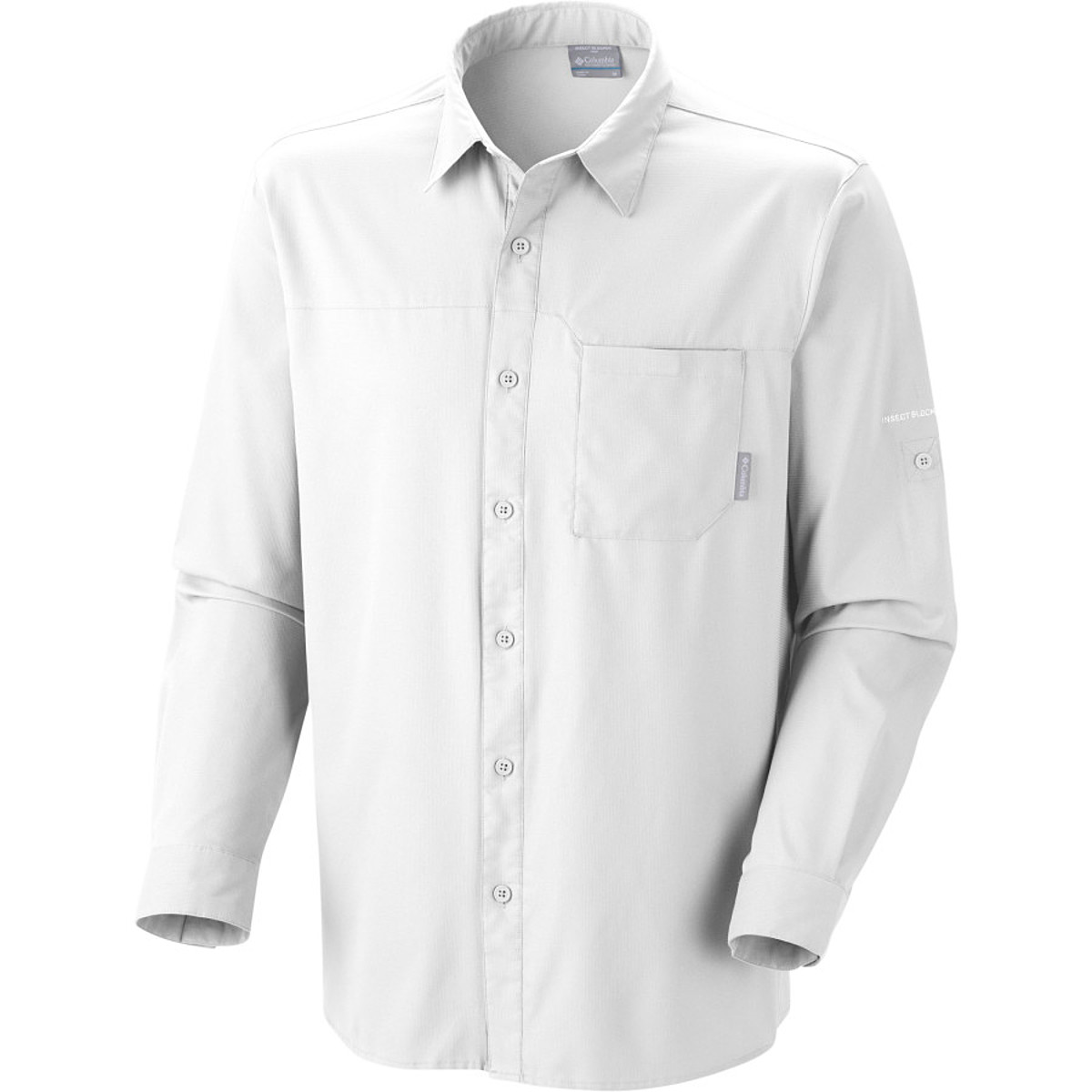 photo: Columbia Men's Insect Blocker II Long Sleeve Shirt hiking shirt
