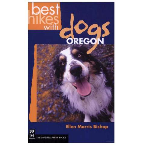 photo: The Mountaineers Books Best Hikes With Dogs - Oregon us pacific states guidebook