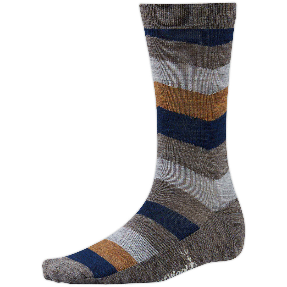 photo: Smartwool Chevron Stripe sock