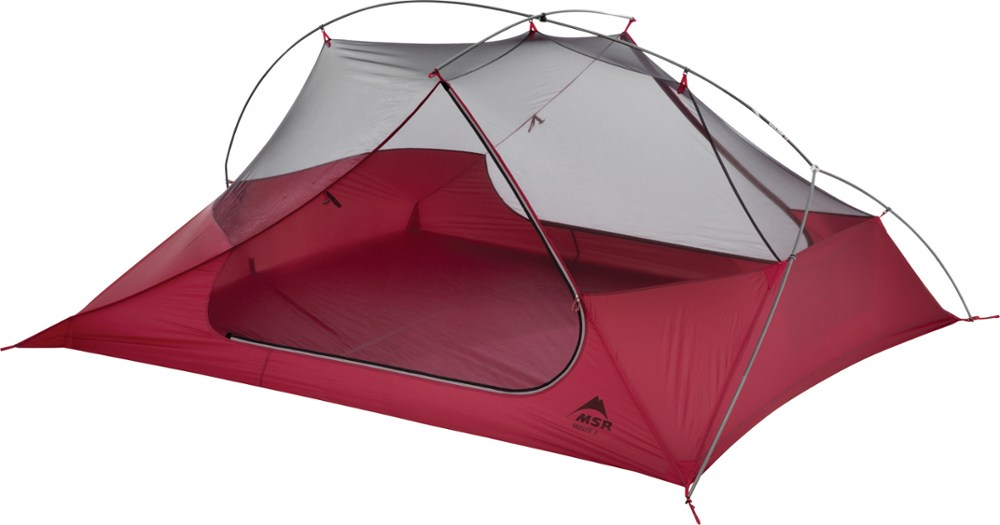 photo: MSR FreeLite 3 three-season tent