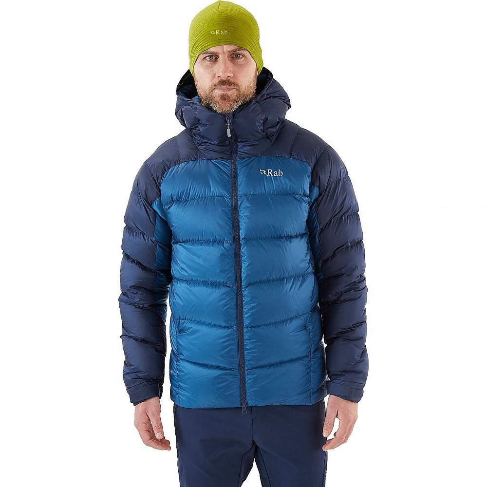 photo: Rab Neutrino Pro Jacket down insulated jacket