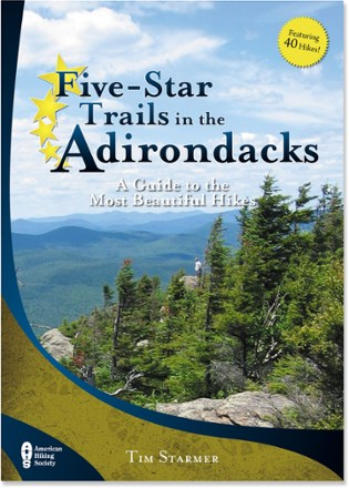Menasha Ridge Press Five Star Trails in the Adirondacks
