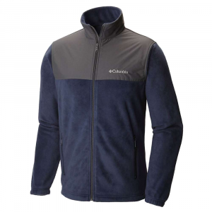 photo: Columbia Steens Mountain Tech Full Zip fleece jacket