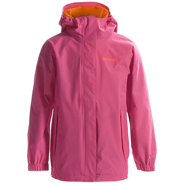 photo: Marmot Girls' Storm Shield Jacket waterproof jacket