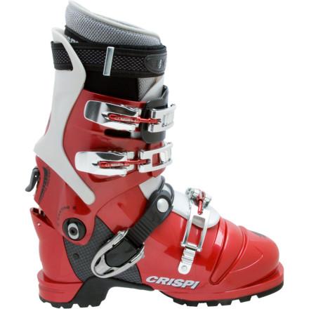 photo: Crispi Diablo Free Ride alpine touring boot