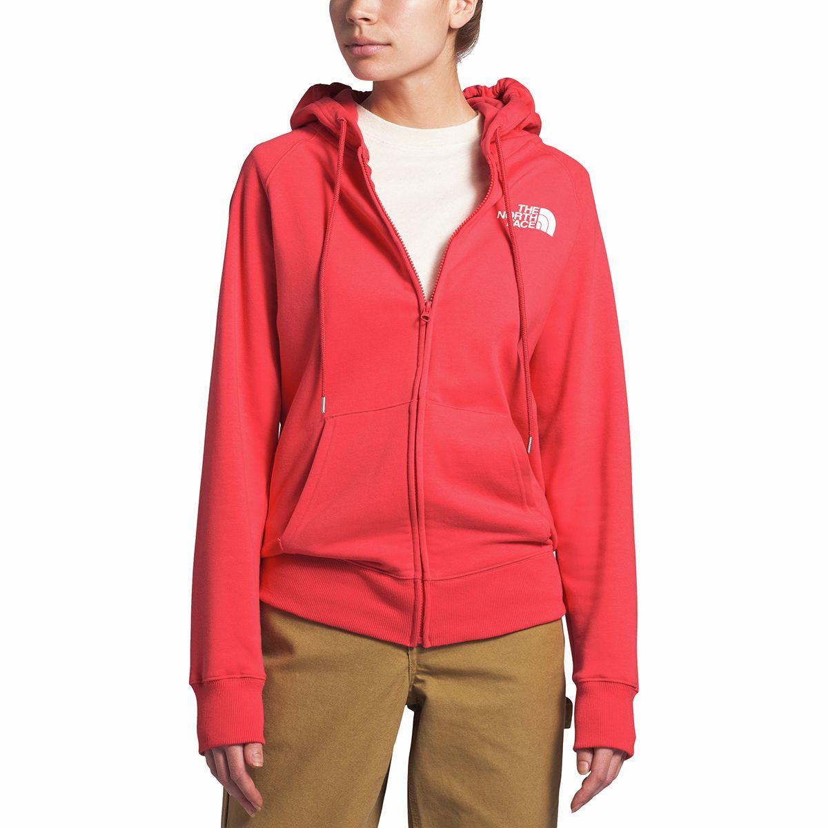 photo: The North Face Women's Half Dome Full-Zip Hoodie fleece top
