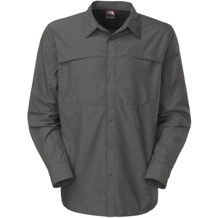 The North Face Long-Sleeve Boone Woven