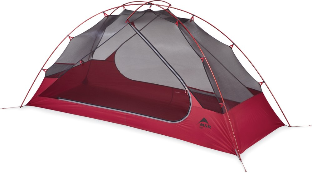 photo: MSR Zoic 1 three-season tent