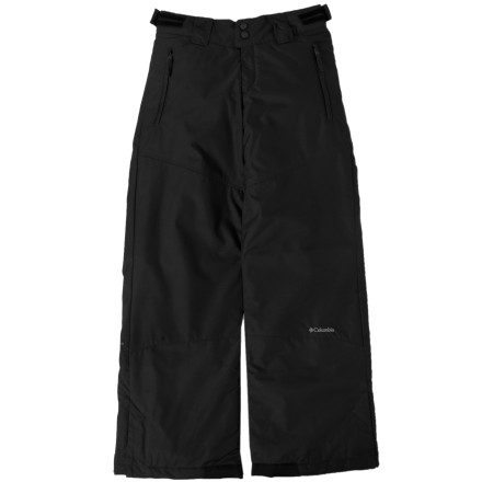 photo: Columbia Crushed Out Pant - Little snowsport pant