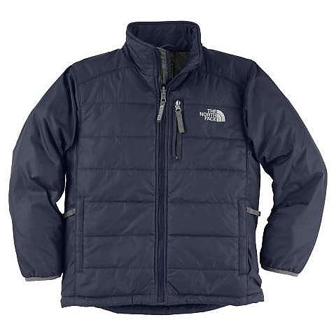 photo: The North Face Boys' Redpoint Jacket synthetic insulated jacket