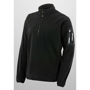 photo: Berghaus Caudale Half-Zip Fleece Pullover fleece top