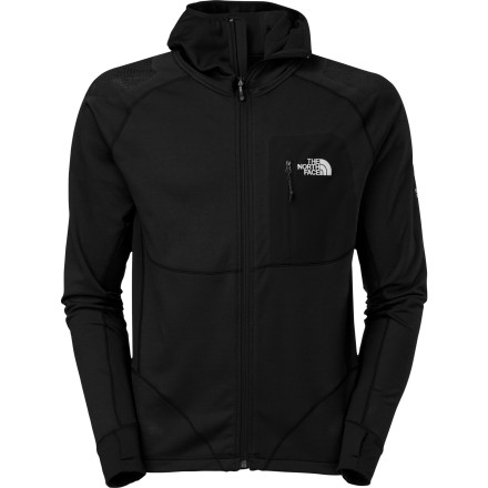 photo: The North Face Radish Mid Layer Jacket fleece jacket