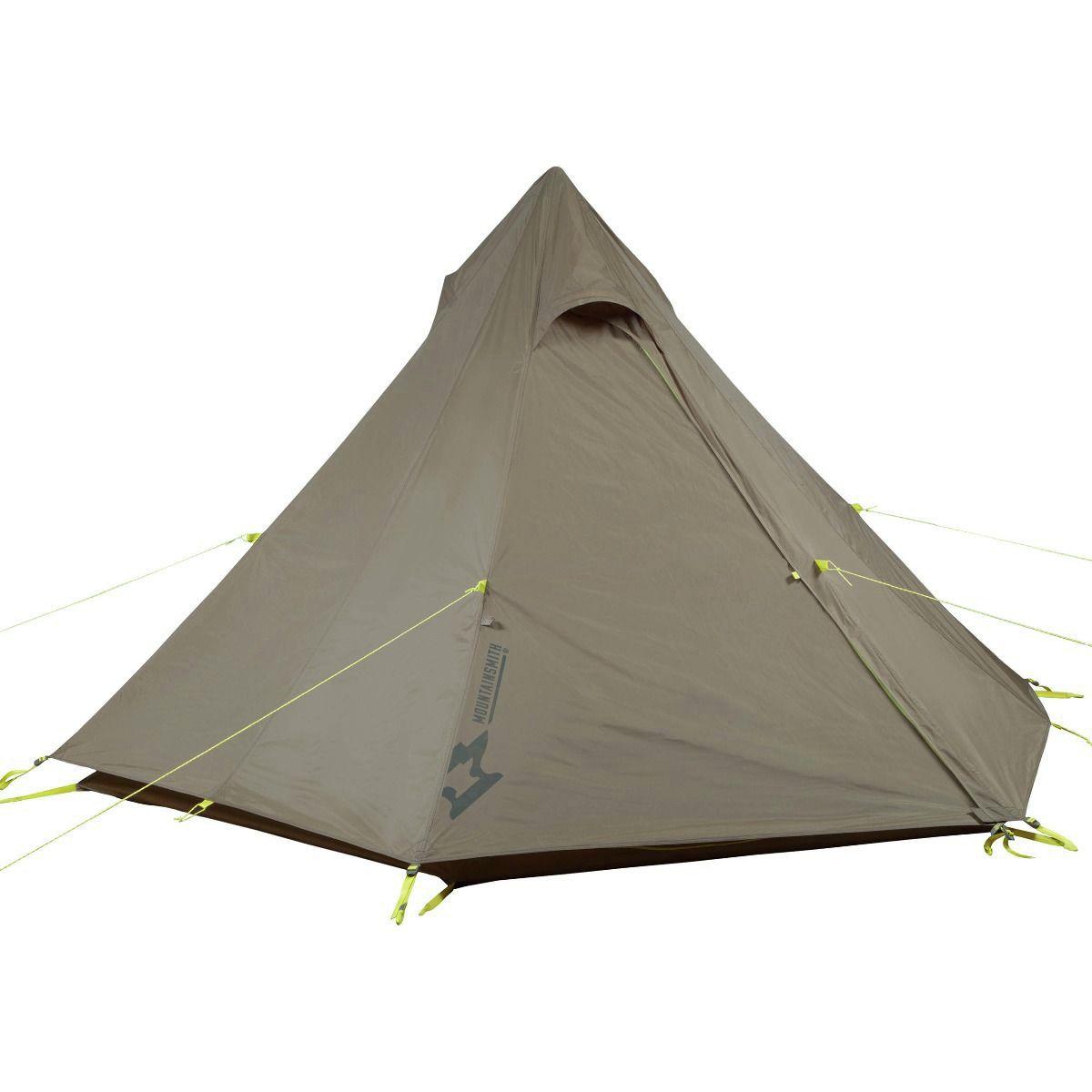 photo: Mountainsmith Mountain Tipi three-season tent