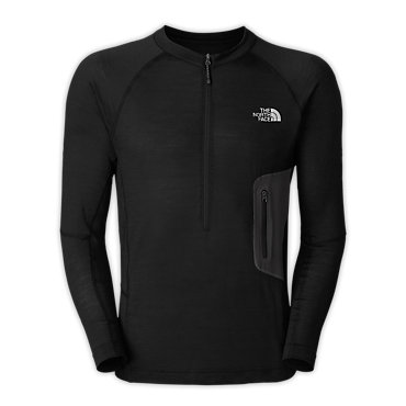 The North Face Long-Sleeve Litho 1/4 Zip