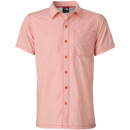 The North Face Short-Sleeve Dornan Woven