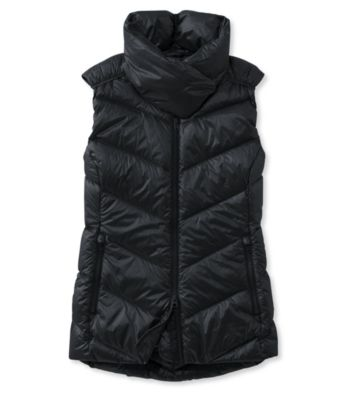 L.L.Bean Warm And Light Vest