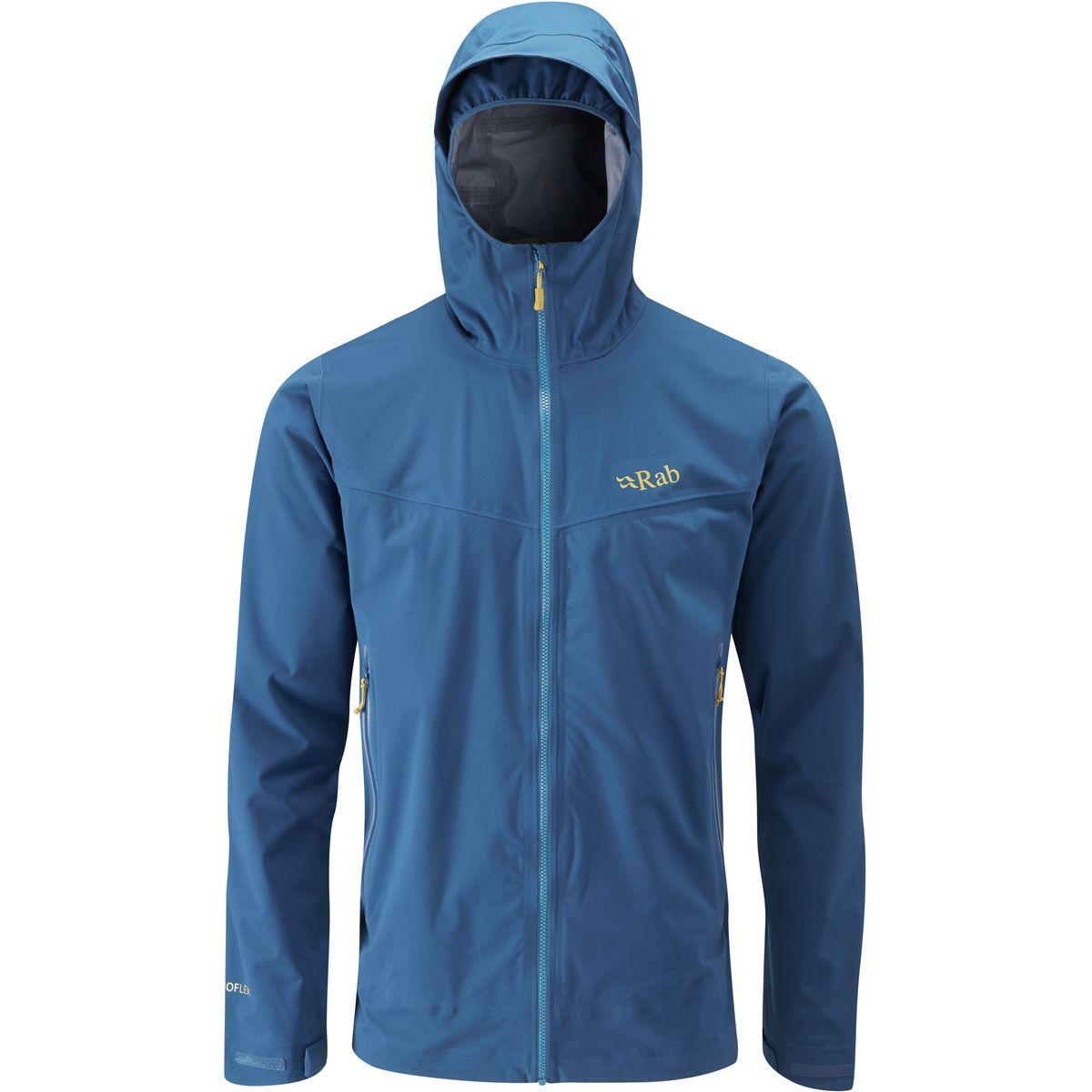 photo: Rab Kinetic Plus Jacket soft shell jacket