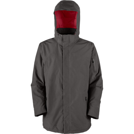 photo: The North Face Wiseman Parka snowsport jacket