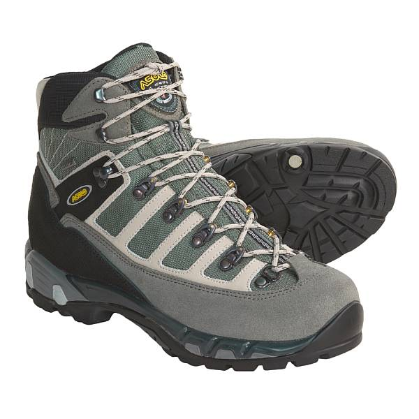 photo: Asolo Power Matic 400 GV backpacking boot