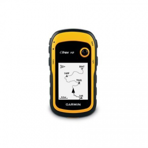photo: Garmin eTrex 10 handheld gps receiver