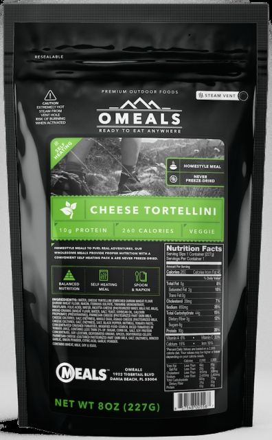OMeals Cheese Tortellini