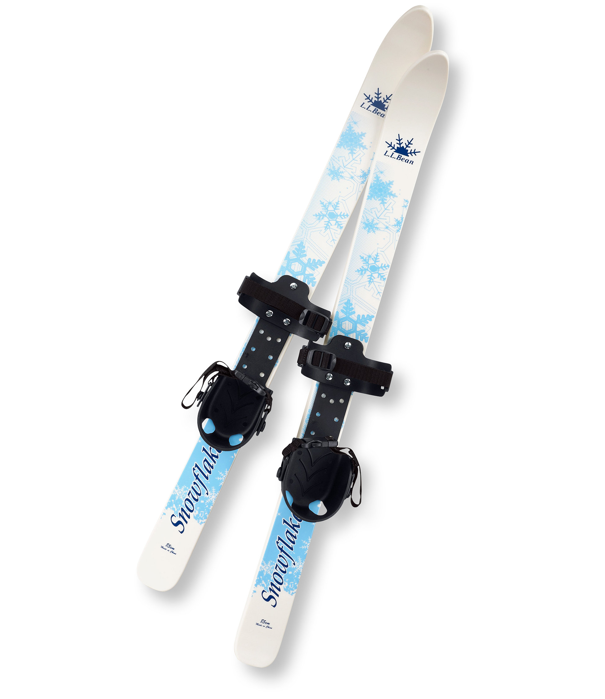 photo: L.L.Bean Snowflake Skis nordic touring ski