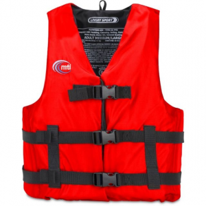 photo: MTI Livery Sport life jacket/pfd