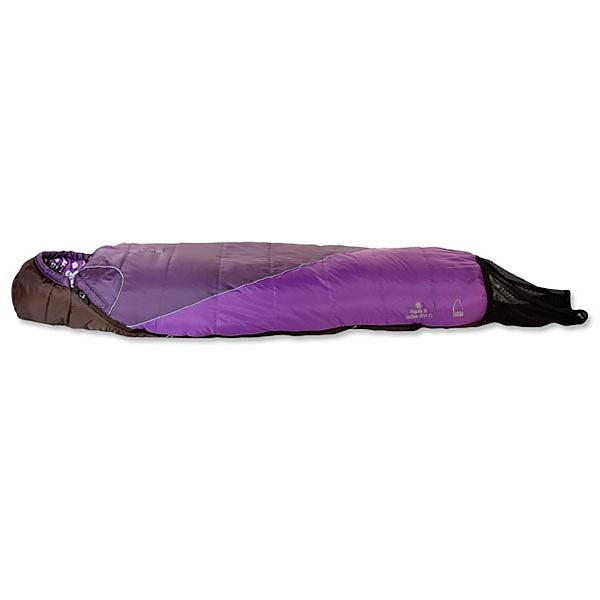 photo: Sierra Designs Dragonfly 20 3-season synthetic sleeping bag