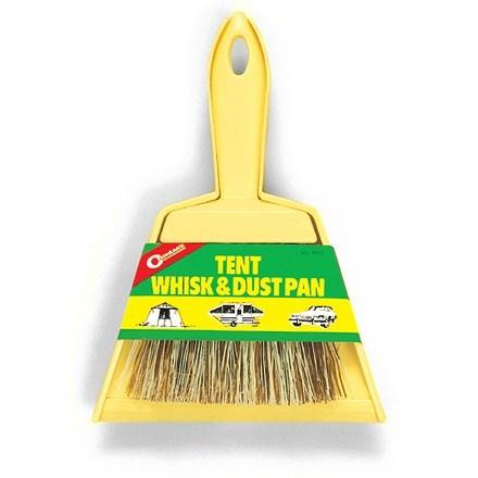 Coghlan's Tent Whisk & Dust Pan