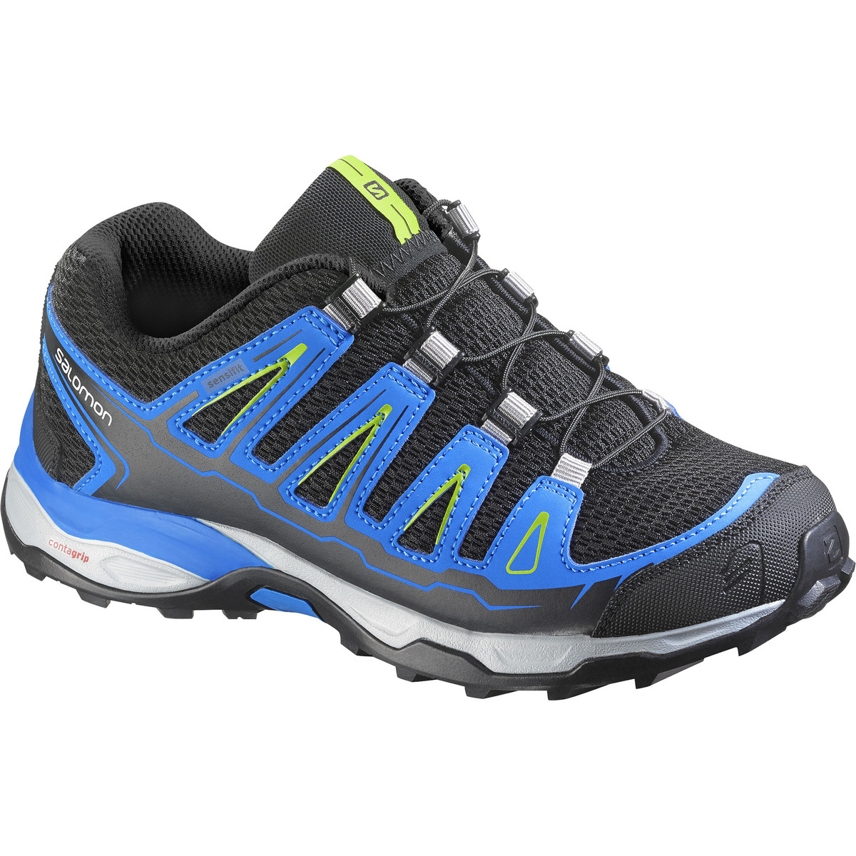 photo: Salomon X-Ultra J trail running shoe