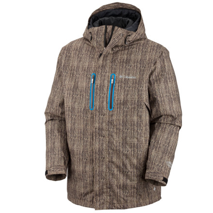 photo: Columbia Spruce Cruiser Parka component (3-in-1) jacket