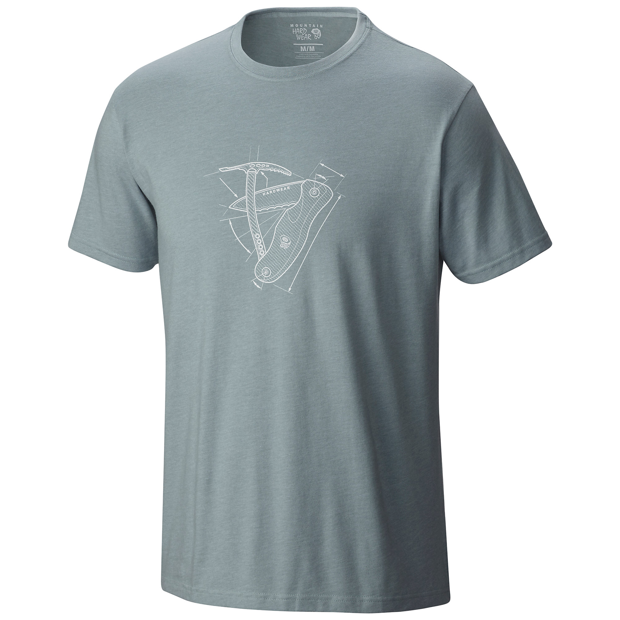 Mountain Hardwear Multi Tool Short Sleeve T