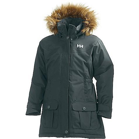 photo: Helly Hansen Stella Parka synthetic insulated jacket