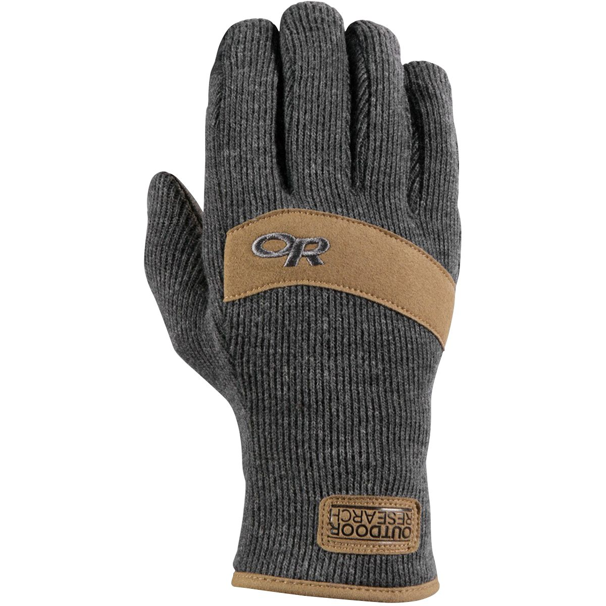 photo: Outdoor Research Exit Sensor Gloves fleece glove/mitten