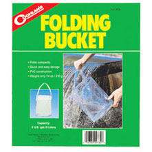 Coghlan's Folding Bucket