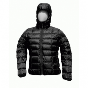 photo: Western Mountaineering Men's Hooded Flash Jacket down insulated jacket
