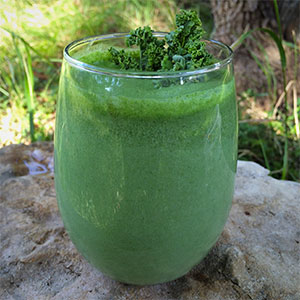 Packit Gourmet Mango-Kale Jump-Start Smoothie