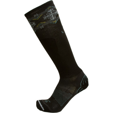 photo: Lorpen Women's Primaloft Light Ski Sock snowsport sock