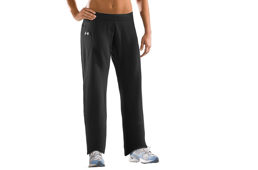 photo: Under Armour Women's Hundo 1.0 Pant performance pant/tight