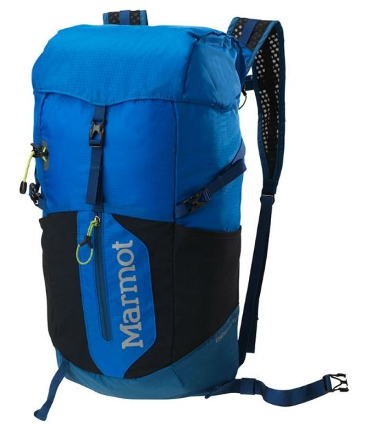 A review of the Marmot Kompressor Plus 20L Daypack